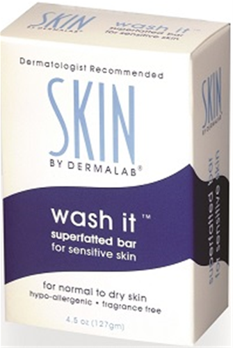 Dermalab Wash It Superfatted Soap 4.5oz
