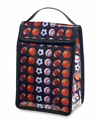 Top Trenz Lunch Bag Fold
