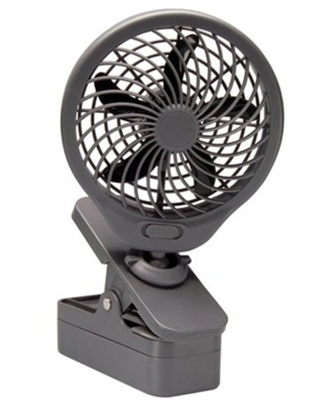 O2Cool 5-Inch Clip Fan