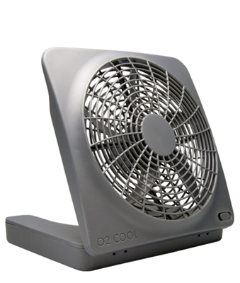 "O2 Cool 10"" Fan