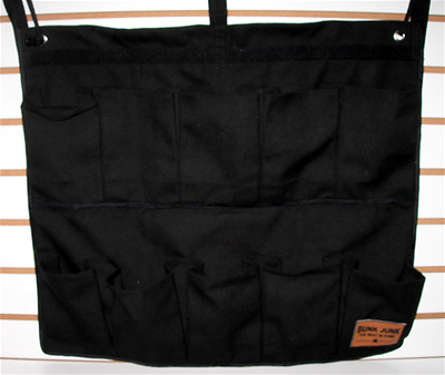 Bunk Junk Black Shoe Bag